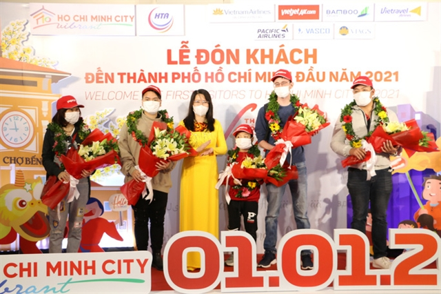 HCM City aims for 33 million tourists in 2021