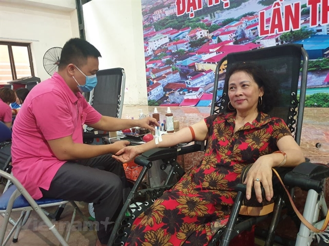 1.7 million blood units donated in 2020