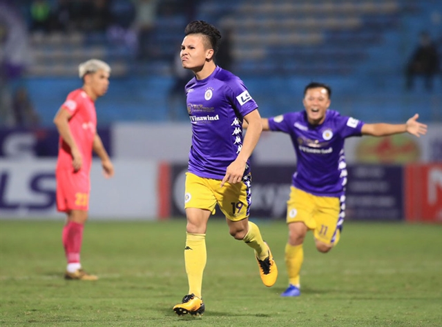 Ha Noi FC and Viettel square off in Super Cup