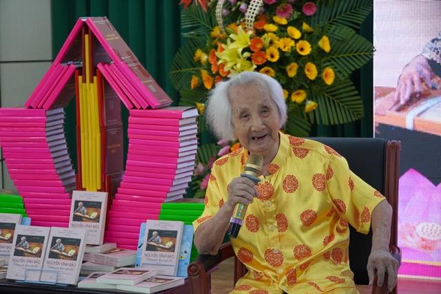 Music researcher Nguyễn Vĩnh Bảo dies aged 103