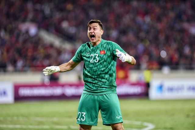 Goalkeeper Lâm to leave Thailand for Japanese league