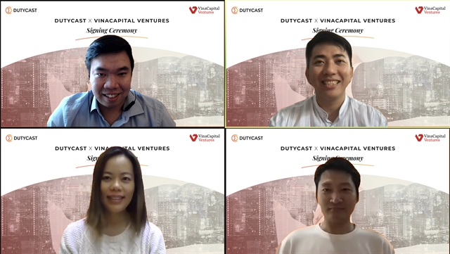 VinaCapital Ventures buys stakes in DutyCast