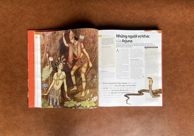 Indianepic Mahabrahata in Vietnamese released