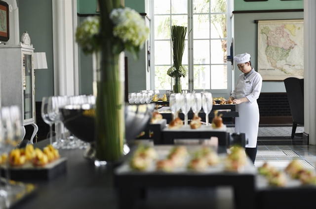 Local universities partner with Marriott Hotels to develop student skills in hospitality industry