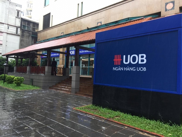 UOB named the Worlds Best Bank for SMEs