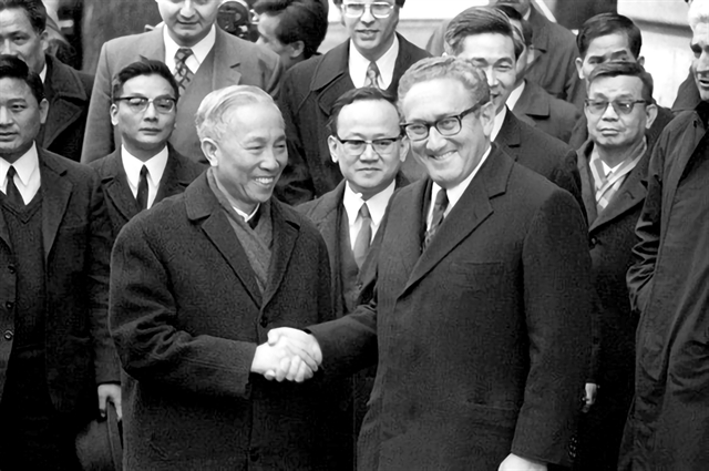 Lê Đức Thọ - outstanding diplomat with impressive role in Paris Peace Accords
