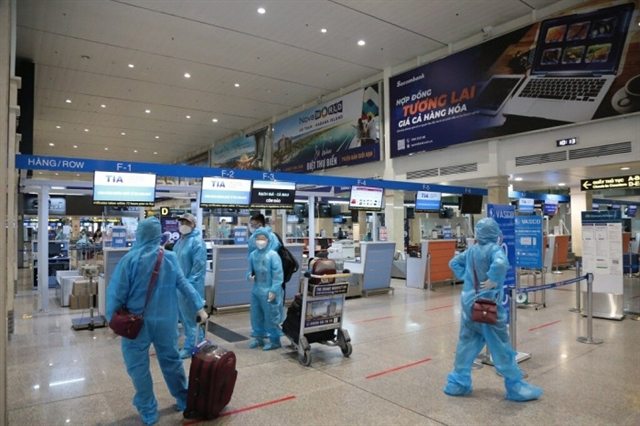 27 domestic flights cancelled due to storms and quarantine regulations
