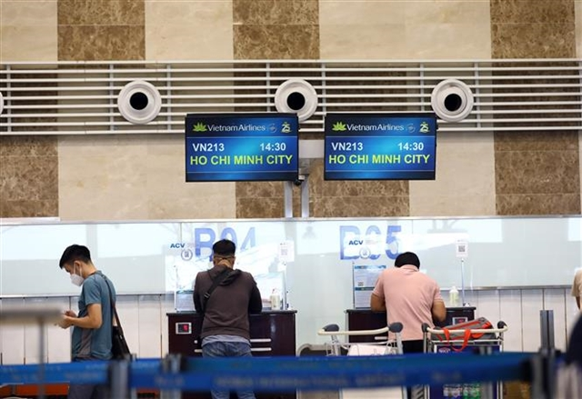 Hà Nội explains 7-day quarantine policy for flight passengers from HCM City