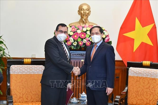 Việt Nam wishes to deepen relations with Panama: FM