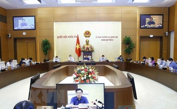 Legislators debate draft resolutions on development of Hải Phòng NghệAn Thừa Thiên-Huế