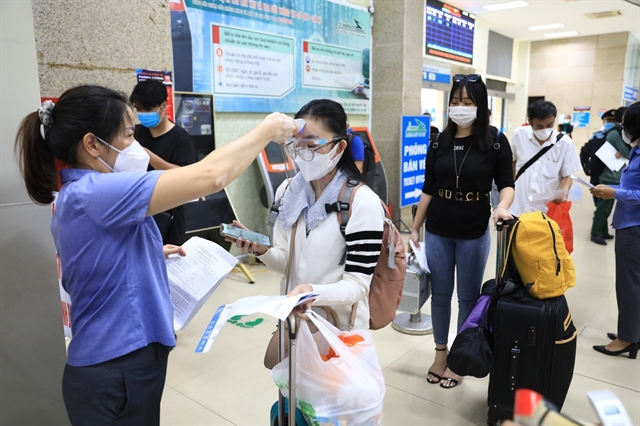 3461 new COVID-19 cases recorded in Việt Nam on Wednesday