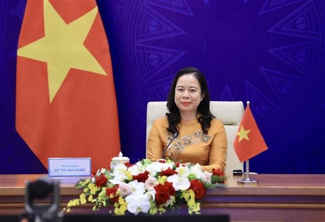 Vice President attends 3rd Eurasian Womens Forum