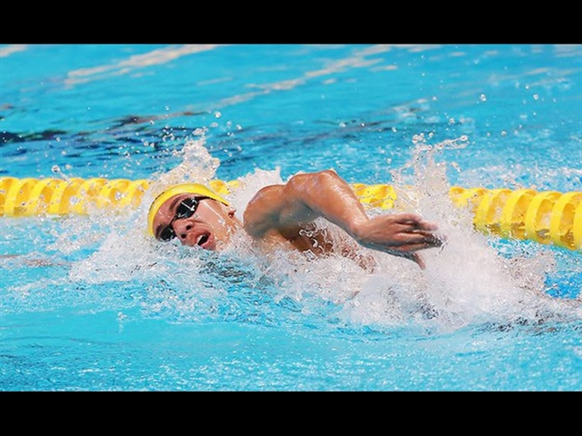 Vietnamese swimmers to train in Hungary for SEA Games and ASIAD