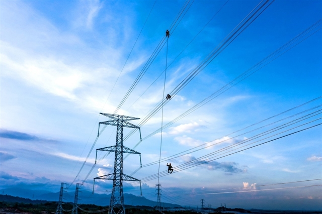 More than 10 billion per year to develop the power sources and grid in the 2021-2030 period