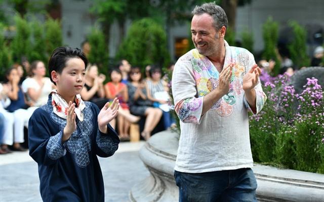 Spanish designer Diego Chula passes away in Hà Nội