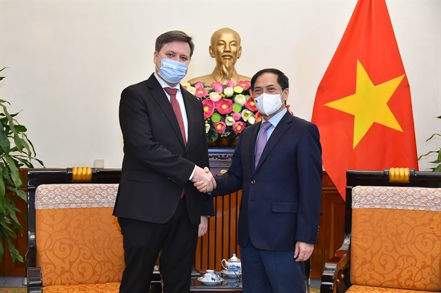 Việt Nam thanks Poland for further donation of 890,000 vaccine doses: Foreign minister