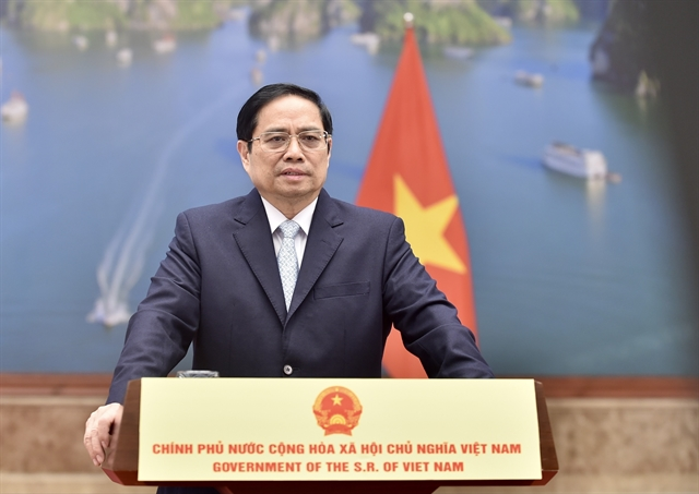 ViệtNam keenon developing clean and renewable energy sources: PM