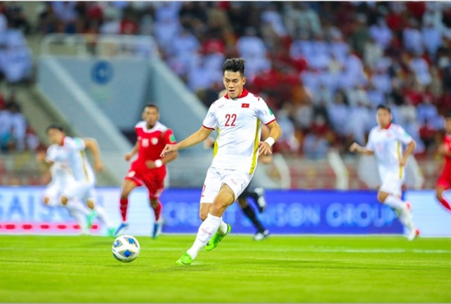 Striker Linh nominated for outstanding performers of weekof AFC
