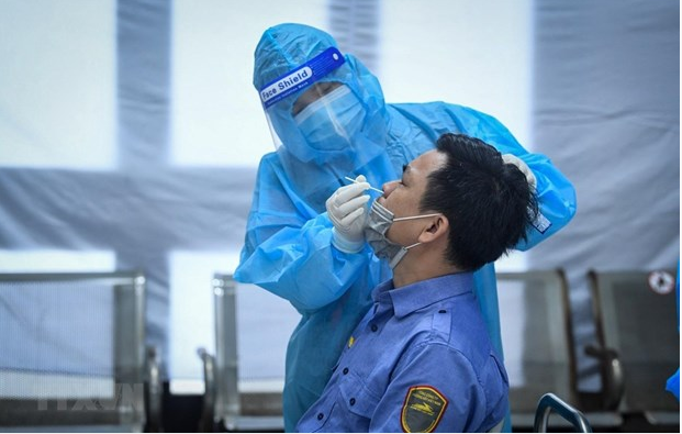 3797 new COVID-19 cases recorded in Việt Nam on Friday