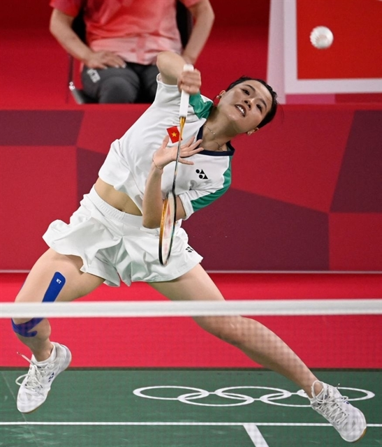 Linh sets sight on SEA Games after Olympic debut