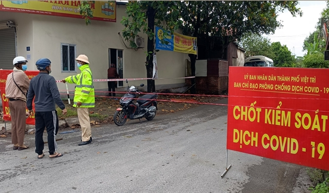 Phú Thọ province deploys wide-scale testing after recording 92 cases in 5 days