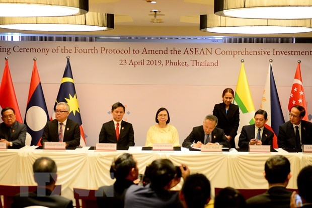 Việt Nam ratifies ASEAN Trade in Services Agreement