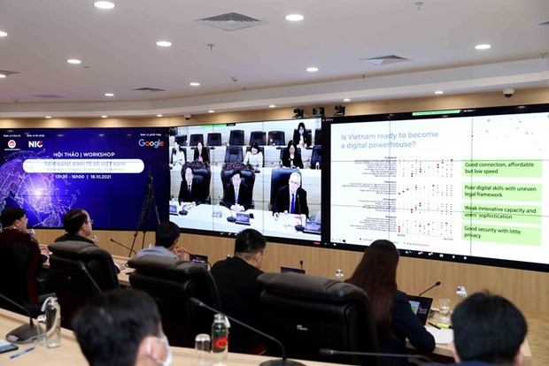 Digital technology projected to earn US74 billion for Việt Nam by 2030: Seminar