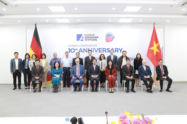 Still room for growth in Việt Nam-Germany partnership: Deputy Foreign Minister