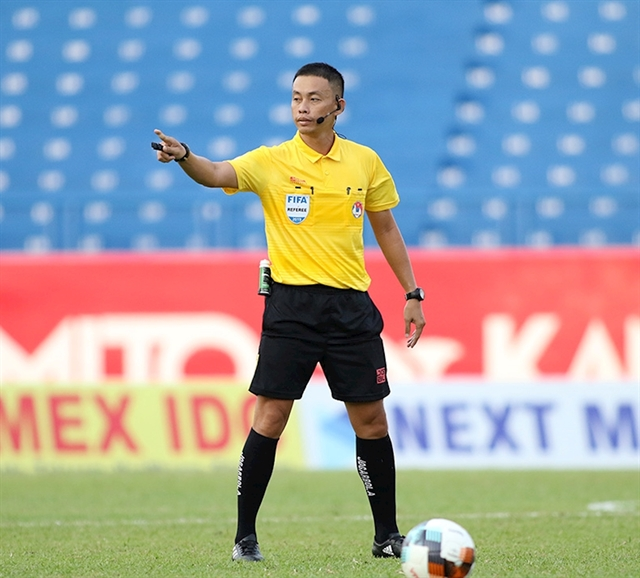 Vietnamese referees to officiate international tournaments