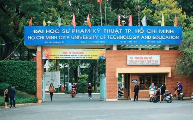 Students return to universities in HCM City