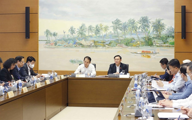 Socio-economic affairs and COVID-19 prevention work discussed by NA deputies