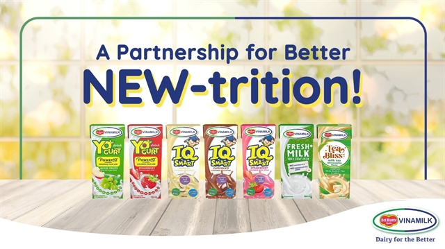 Del Monte-Vinamilk launches new products targets 10% dairy market share in Philippines