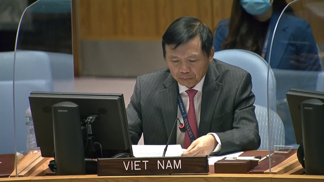 Việt Nam highlights womens role in peacekeeping peacebuilding