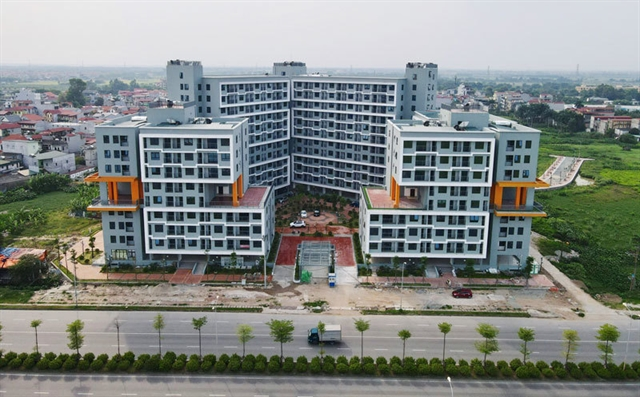 Ministry of Construction proposescredit package to build homes for workers