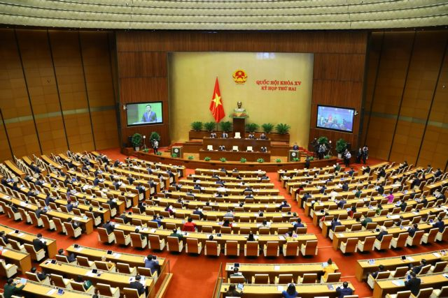 National Assembly discuss economic recovery measures