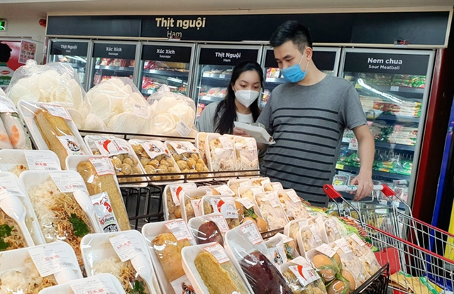 HCM city food providers bounce back from COVID-19 ensure food supply