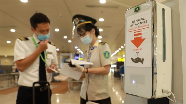 Nội Bài airport ensures COVID-19 safety to welcome back passengers