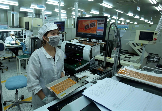 VNs electronics industry continues to grow despite COVID-19