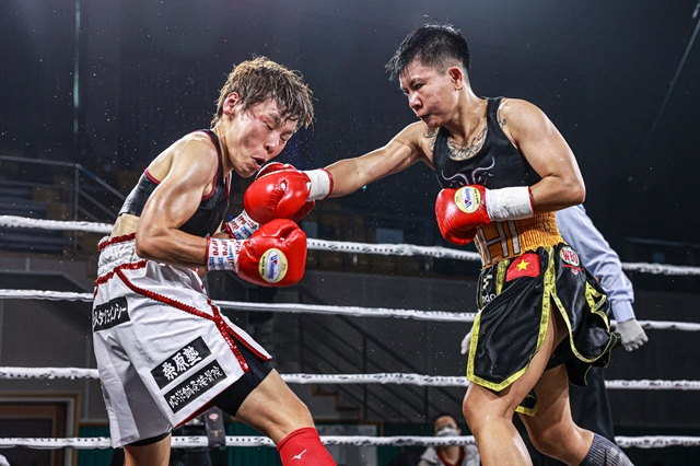 WBO champion Nhi ready for challenges more titles