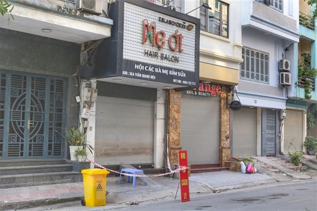 Hà Nội still faces high risks of COVID-19 outbreaks: expert