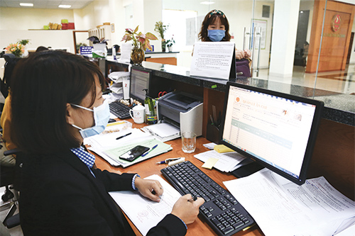 Electronic invoice deployment centres put into operation
