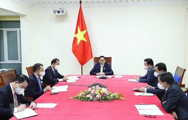Việt Nam UK agree on early mutual recognition of vaccine passport: PMs