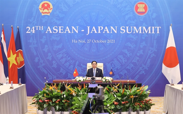 Việt Nam proposes to promote ASEAN-Japan cooperation in pandemic control