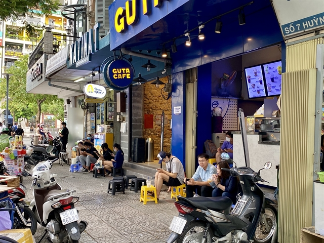 In-person dining in HCM City resumes