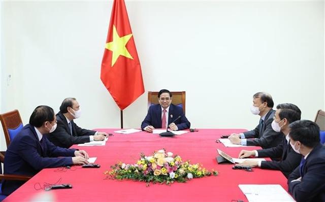 Việt Nam Chile seek to beef up partnership