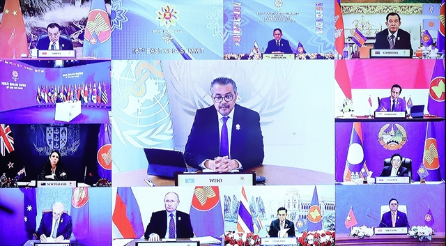 East Asia Summit: Vietnamese PM callsfor countries to act behave in accordance with their commitments