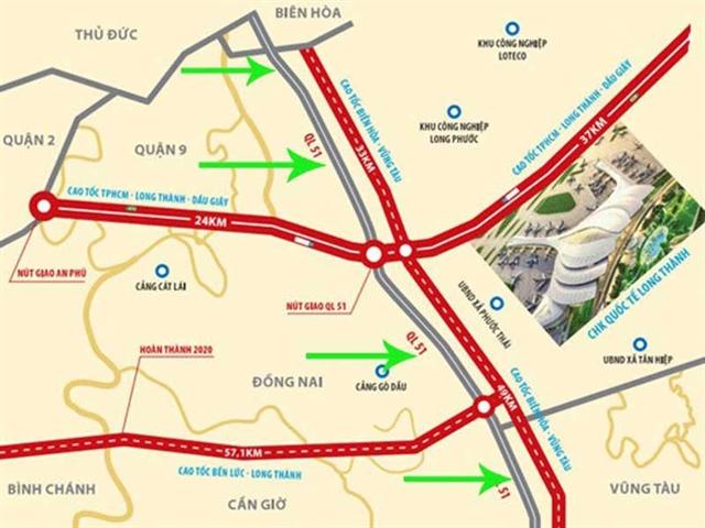 PM approves Biên Hòa-Vũng Tàu expressway investment plan