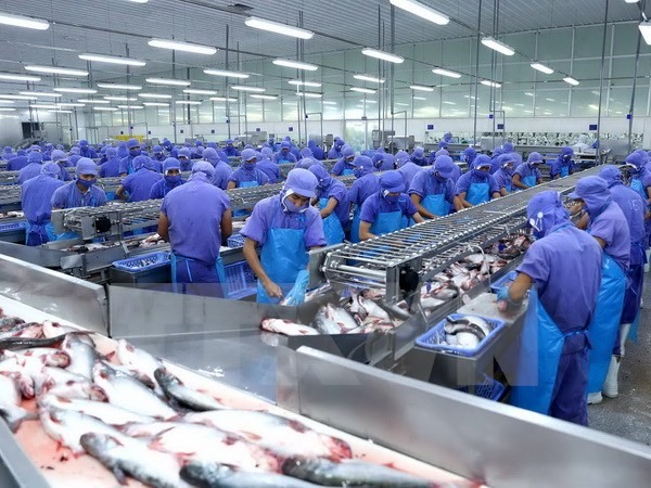 Kiên Giang posts 2 per cent rise in nine-month export earnings