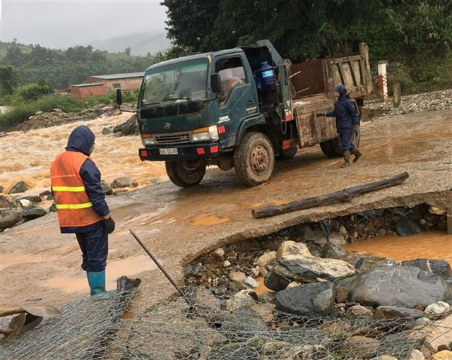 Big Data utilised in forecasting flash floods and landslides
