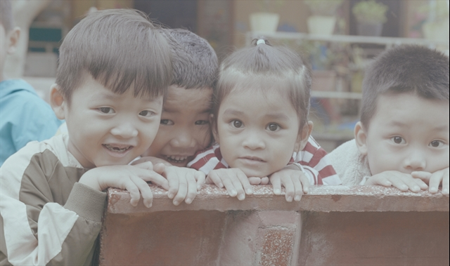 Assessing childrens wellbeing and involvement to implement a child-centered approach